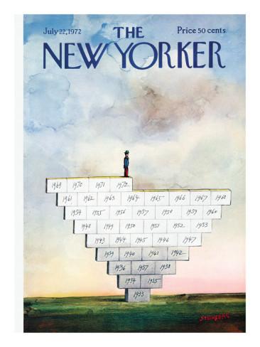 10 иллюстраторов журнала New Yorker. Изображение №47.