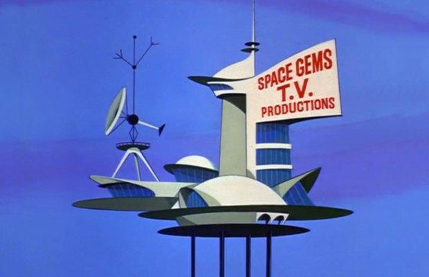 Как представляли будущее в мультсериале «Джетсоны». Изображение № 4.