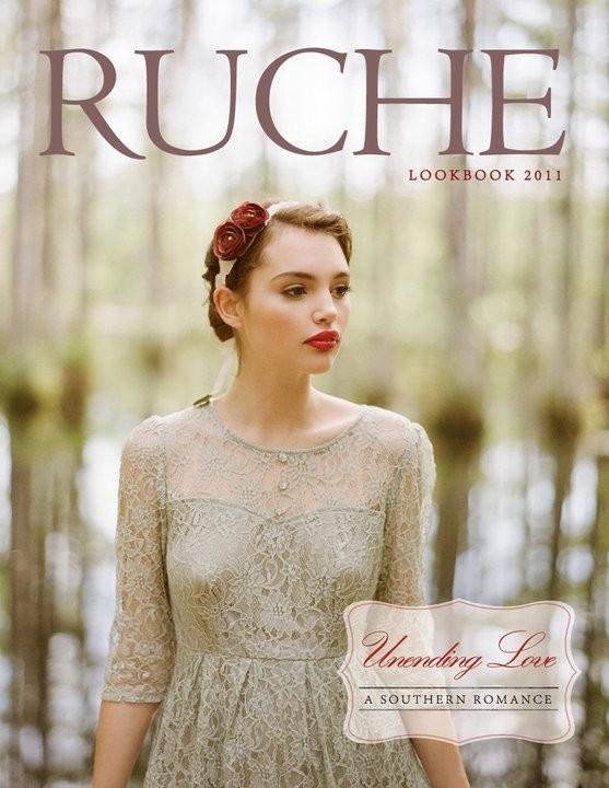 Лукбук: Ruches Unending Love 2011. Изображение № 6.