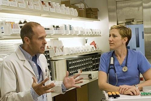 Nurse Jackie. Медсестра Джеки. Изображение № 2.