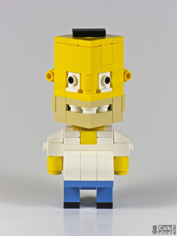 Legoмания. Изображение № 12.