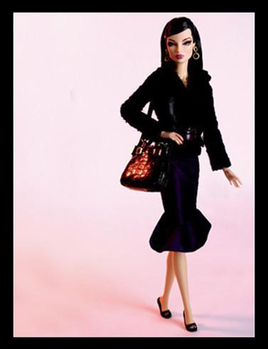 Fashion Royalty. Воплощенный кукольный гламур. Изображение № 14.