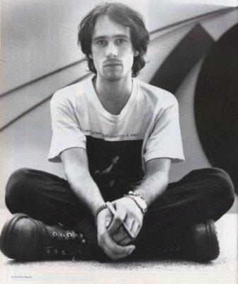 Jeff Buckley – Mystery White Boy. Изображение № 1.