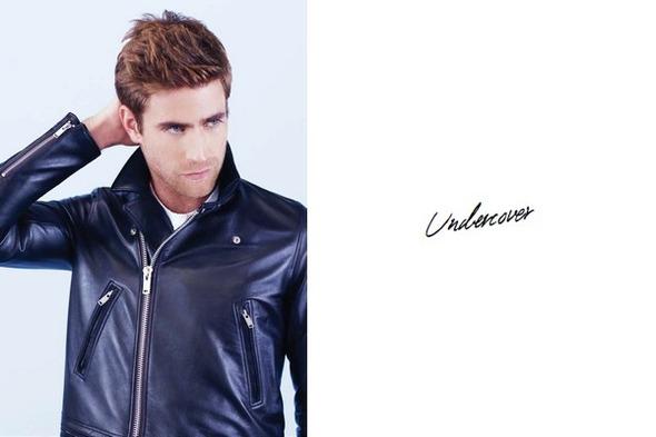 Новые мужские лукбуки Louis Vuitton, Marc Jacobs и Fred Perry. Изображение № 3.