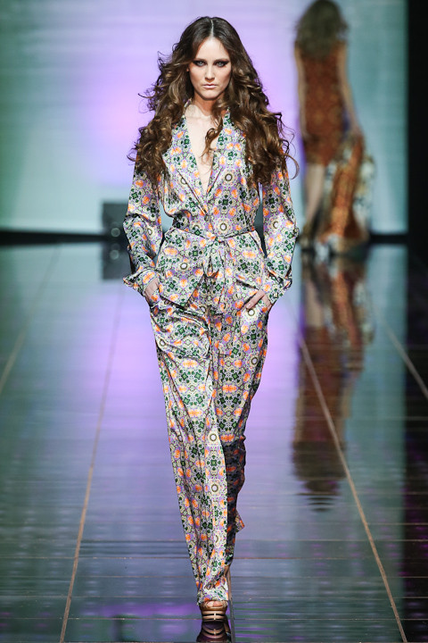 Masha Tsigal Autumn/Winter 12-13 Volvo Fashion Week. Изображение № 34.