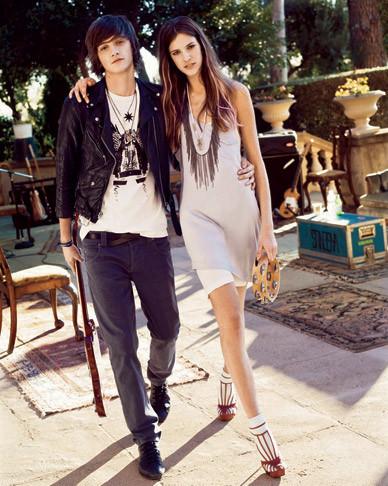 Love Song Teen Vogue. Изображение № 3.