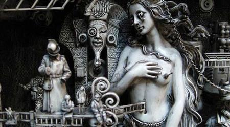 Мрачный сюрреализм Криса Кукси. Изображение № 2.