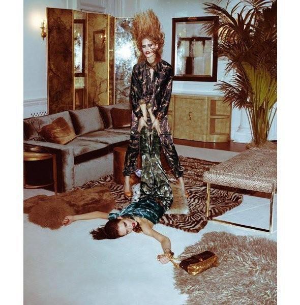 Изображение 11. Рекламные кампании: Lanvin, Prada, Balenciaga и другие.. Изображение № 1.