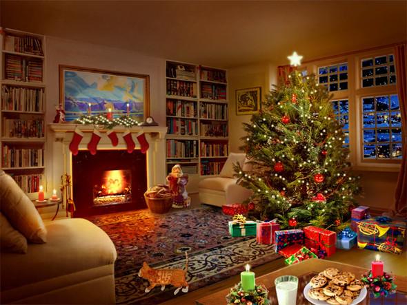 Рождественский дух. Изображение № 24.