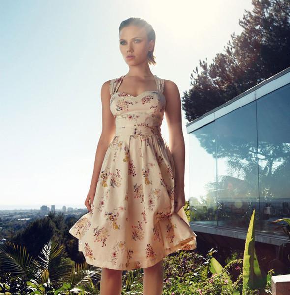 Изображение 3. Scarlett Johansson.. Изображение № 3.