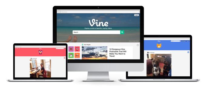 Веб-версия Vine стала полноценным видеохостингом. Изображение № 3.