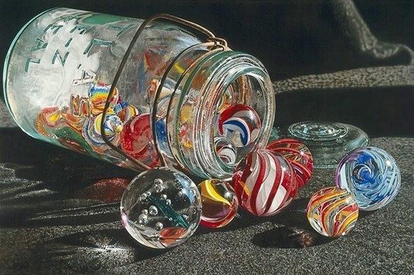 Изображение 33. Стив Милз - художник, фотографирующий красками.. Изображение № 27.