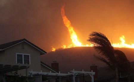 Пожары вКалифорнии. Изображение № 17.