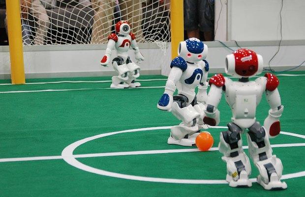 Наглядная эволюция: Как роботы обгоняют человека в развитии . Изображение № 73.