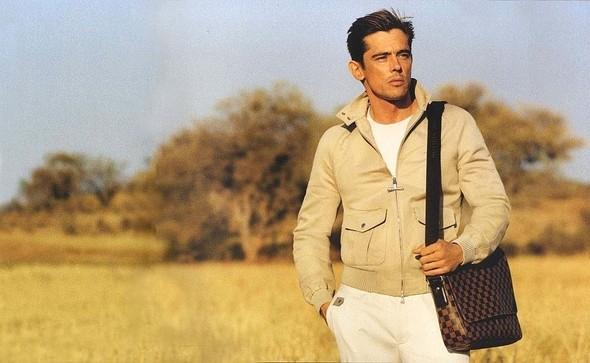 Кампания: мужская коллекция Louis Vuitton SS 2012. Изображение № 23.