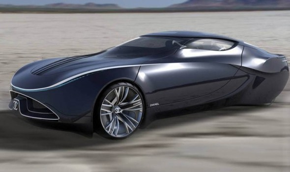 Chanel Fiole – Concept Car Design. Изображение № 1.