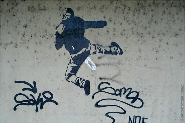 Стрит-арт из Вены. Изображение № 3.