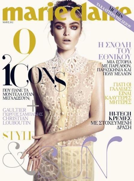 40 обложек с вещами из коллекции Louis Vuitton SS 2012. Изображение № 31.