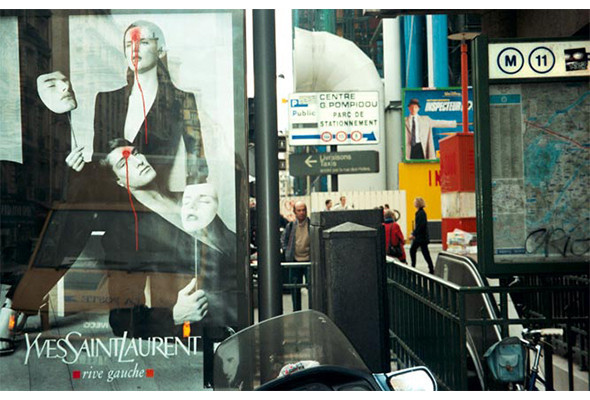 Изображение 10. Le стрит-арт.. Изображение № 9.