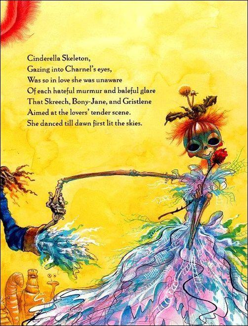 Cinderella Skeleton. Изображение № 11.