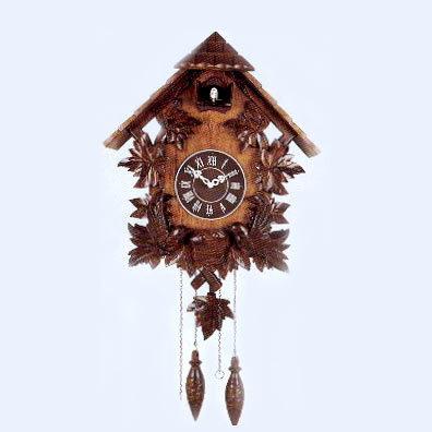 Часы скукушкой. Изображение № 1.