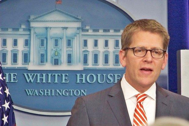 Бывший пресс-секретарь Белого дома перешёл в Amazon. Изображение № 1.
