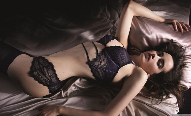 Лукбук осенне-зимней кампании бренда нижнего белья Myla. Изображение № 2.