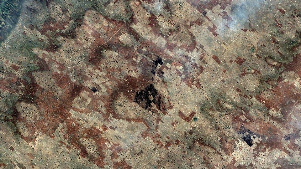 35 фотографий  из Google Earth,  которым сложно поверить. Изображение № 8.