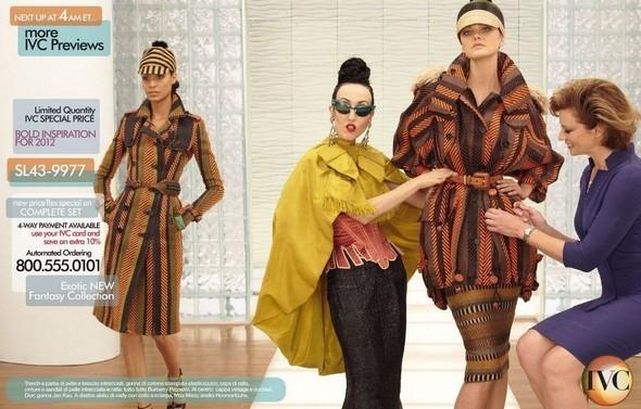 Съёмка: Дарья Строкоус, Карли Клосс, Наташа Поли и другие для итальянского Vogue. Изображение № 4.