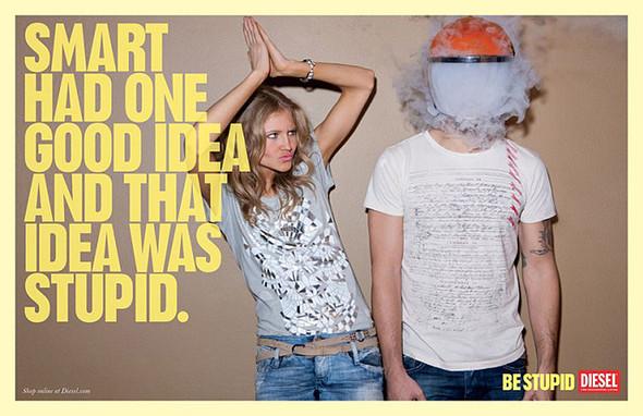 Кампания Be Stupid. Изображение № 15.