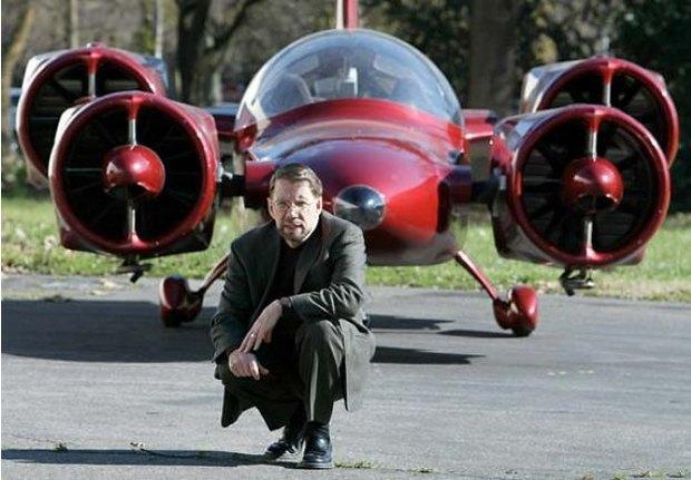 Канадец собирает $1 млн на летающую машину. Изображение № 1.