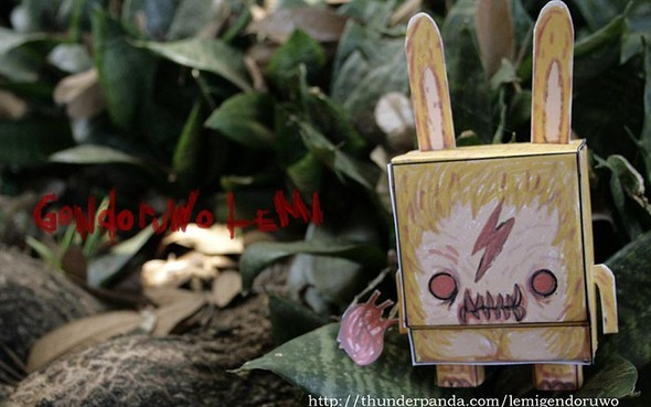Кролик Lemi. Изображение № 10.