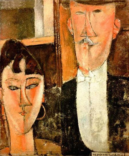 Amedeo Modigliani. Изображение № 9.