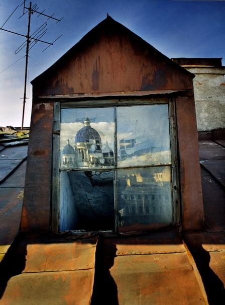 «Потрясающий город» Александра Петросяна. Изображение № 11.