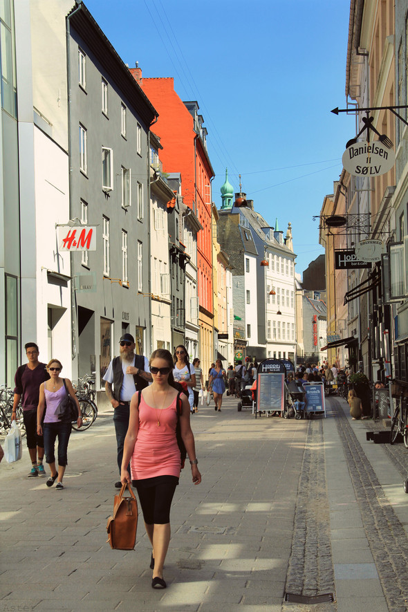 Солнечный Копенгаген. Изображение № 10.