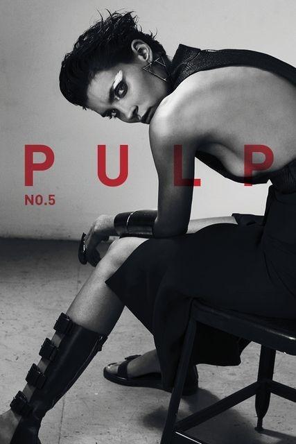Обложки: Interview, Numero, Pulp и другие. Изображение № 6.