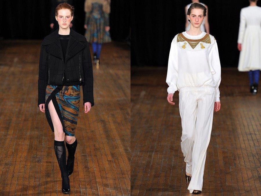 Неделя моды в Нью-Йорке: Дни 6 и 7. Изображение № 22.