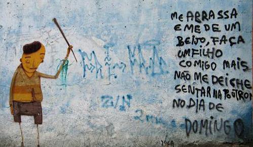 Стены Рио-де-Жанейро. Изображение № 60.