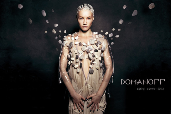 Look-Book DOMANOFF S/S '12 soon. Изображение № 1.