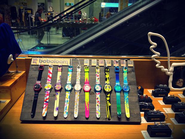 Новый бренд в ITEMS: Цветные часы LINK от Boboloom . Изображение № 3.