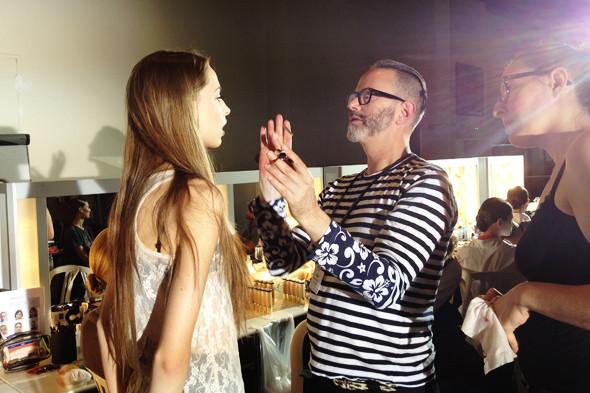 Дневник модели: Показы недели моды Haute Couture. Изображение № 13.