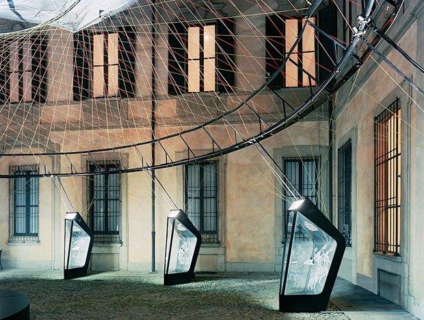 Nike создал инсталляцию для недели дизайна в Милане. Изображение № 3.