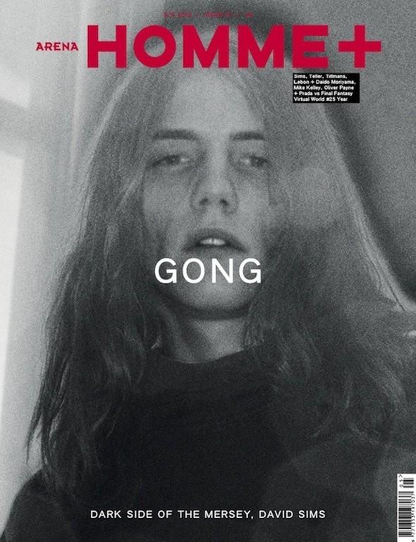 Обложки: Arena Homme Plus, Interview, Vogue и другие. Изображение № 2.