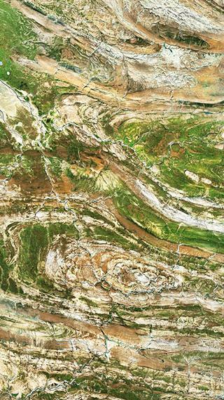 Сайт дня: обои для айфонов из спутниковых карт. Изображение № 4.