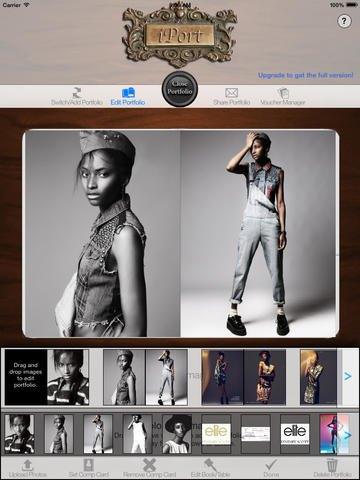Экс-модель Линдси Cкотт разработала приложение для iPad. Изображение № 3.