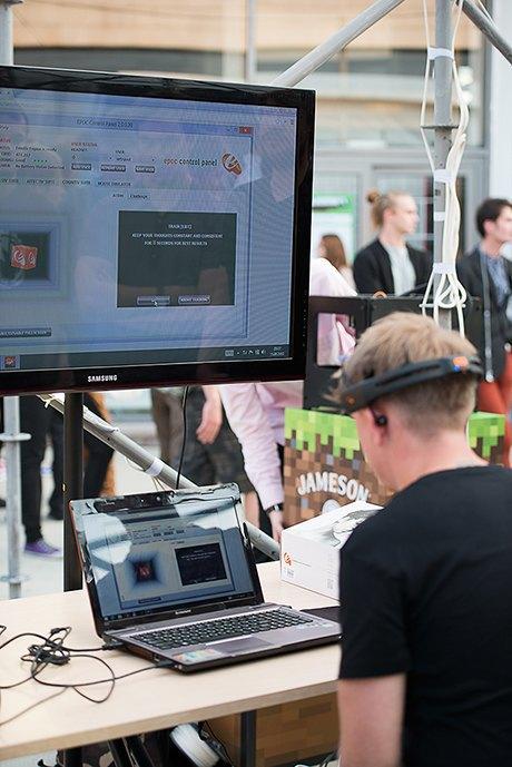 Экспериментальный день видеоигровой выставки Strelkraft. Изображение № 18.