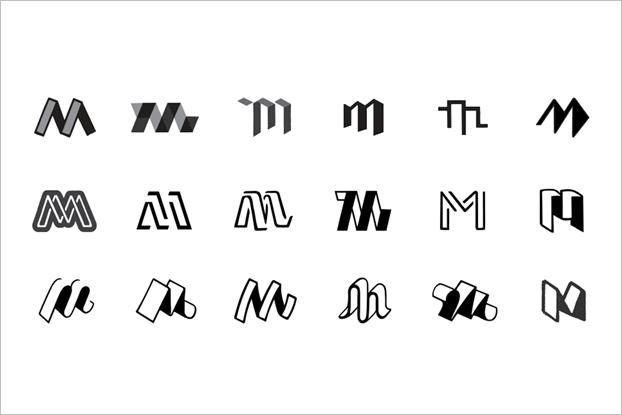 Поиск формы логотипа. Изображение № 3.