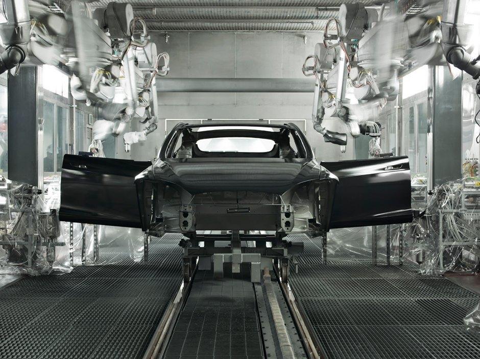 Как создаются электромобили Tesla. Изображение № 9.