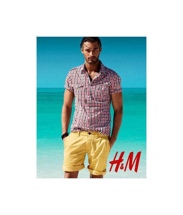 Изображение 9. Рекламные кампании: Topman, Holt Renfrew и H&M.. Изображение № 9.