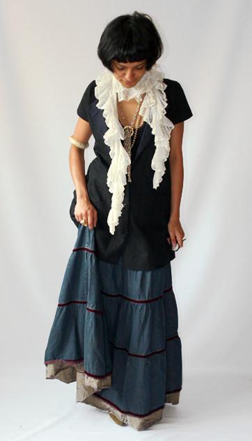 Одно платье, масса аксессуаров и365 дней. Изображение № 5.